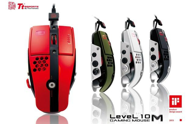 TTeSports by Thermaltake Level 10 M