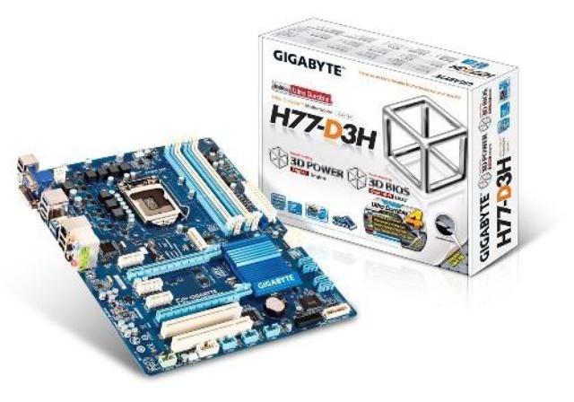 GA-H77-D3H