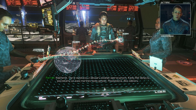 Call of Duty: Infinite Warfare - Admirał