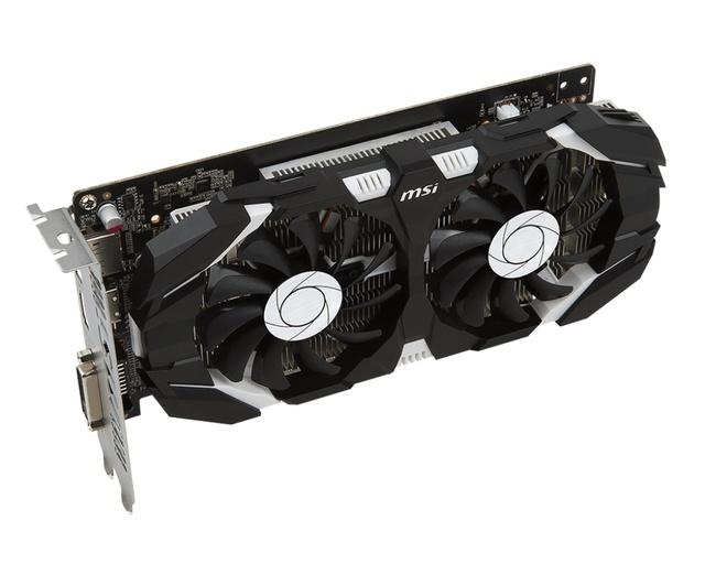 MSI GeForce GTX 1050 Ti Test budżetowej karty graficznej dla graczy