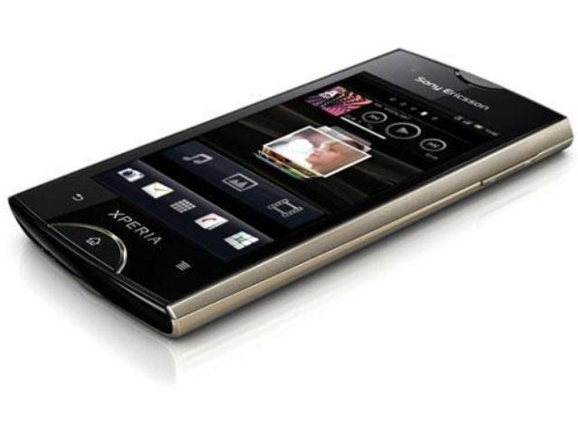 Sony Ericsson Xperia™ ray