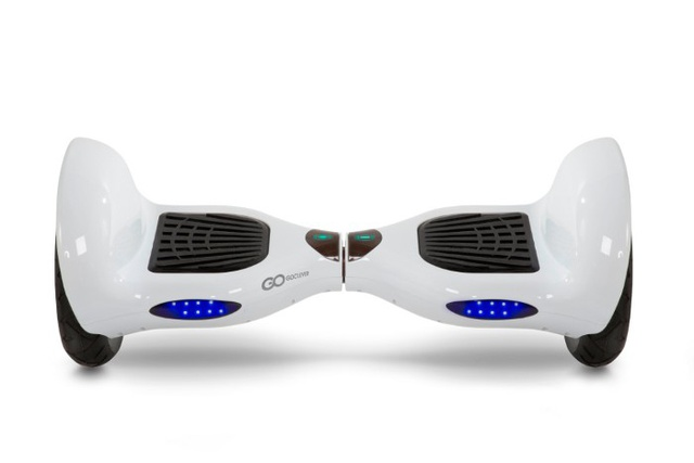 Goclever City Board Plus - Test Hoverboard z Kołami 10 Cali!
