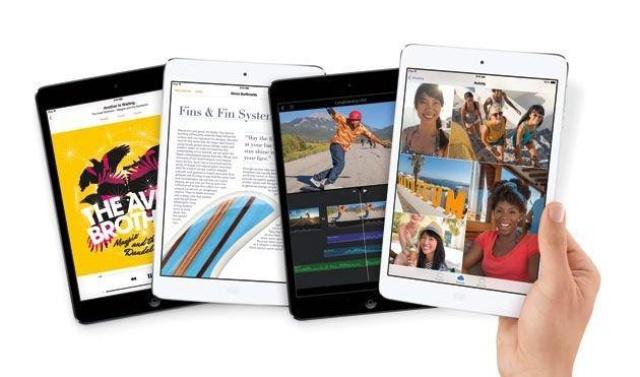 Apple iPad Mini 2 fot4