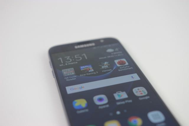 Samsung Galaxy S7 i S7Edge - Ekran Always-on