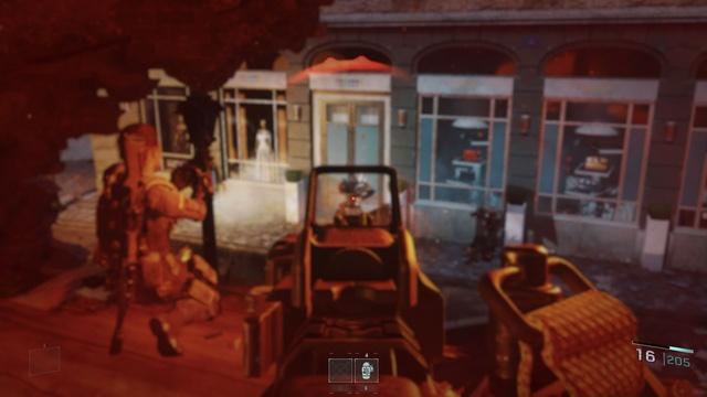 Call of Duty: Infinite Warfare - Strzelanie
