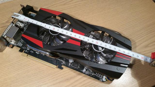 ASUS R9 270X DirectCU II TOP
