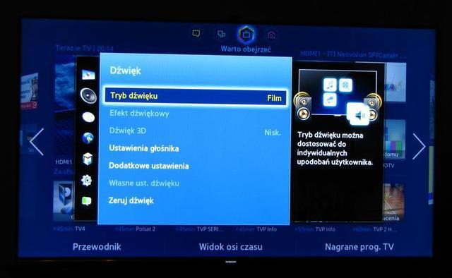 Samsung Smart TV 46UF8000 fot6