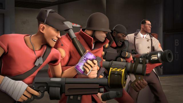 Team Fortess 2