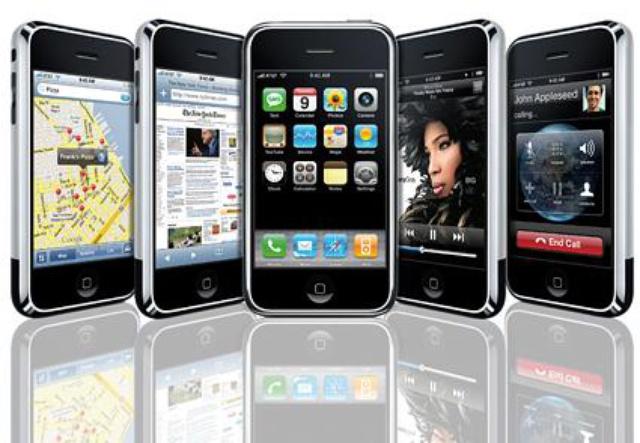 Apple iPhone2