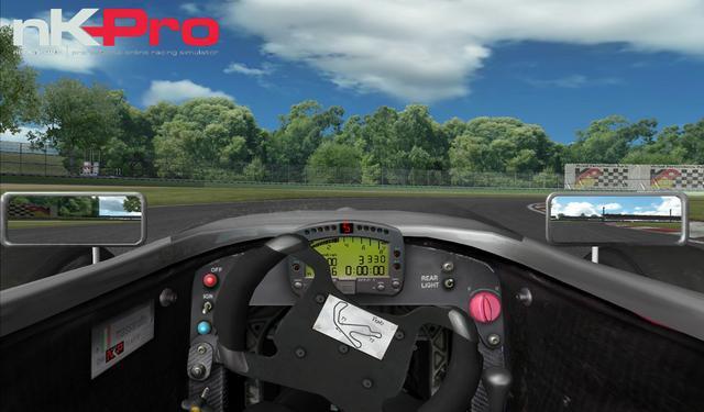 Symulator Samochodów Wyścigowych