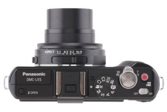 Panasonic DMC-LX5EP