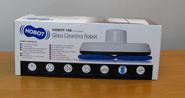 Hobot 168 fot1