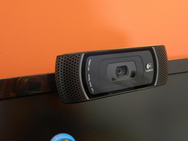 Logitech C910 Webcam
