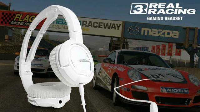 Steelseries Real Racing 3