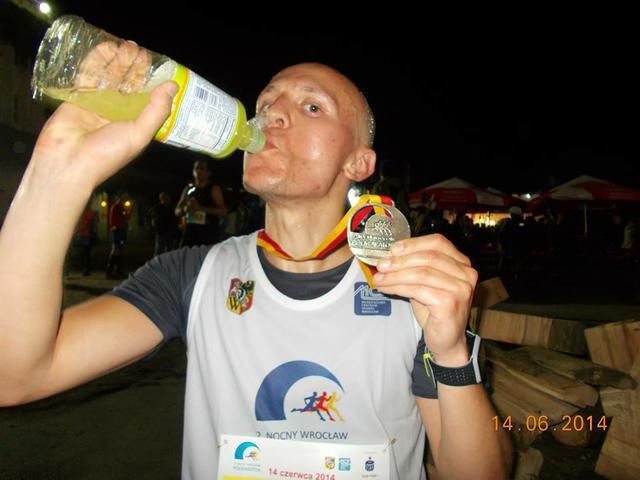 Półmaraton Wrocław z TomTom Runner