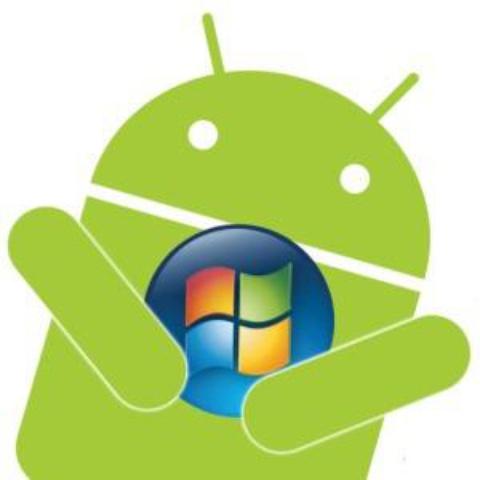 Windows Phone goni Androida