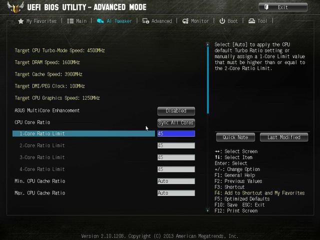 Asus Vanguard B85 bios2