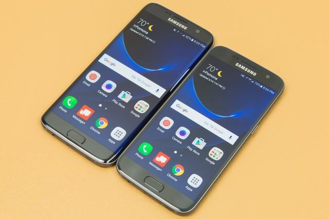 Samsung Galaxy S7 Edge + Akcesoria