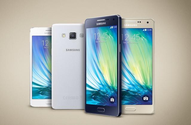 Galaxy A3 i A5 (2017)