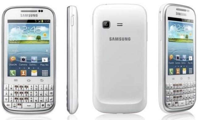 Samsung GALAXY Ch@t B5330 2