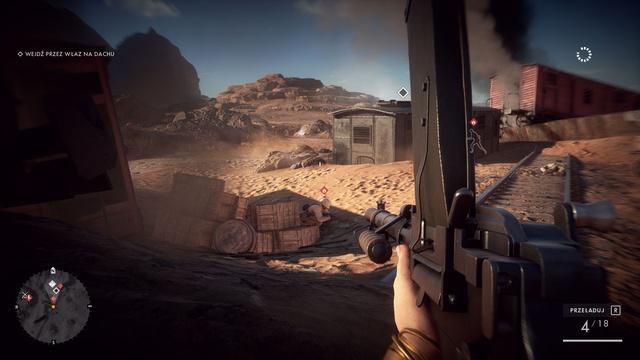 Battlefield 1 - Pustynia