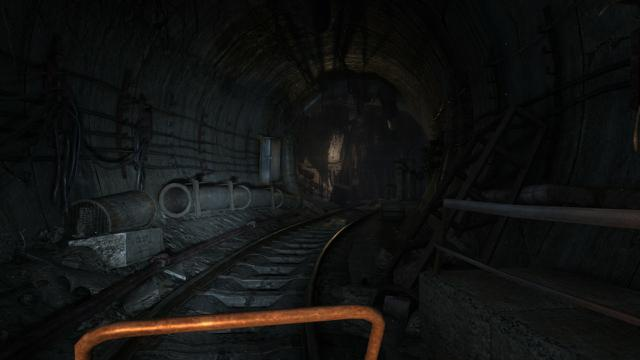 Metro Redux Mroczny Tunel