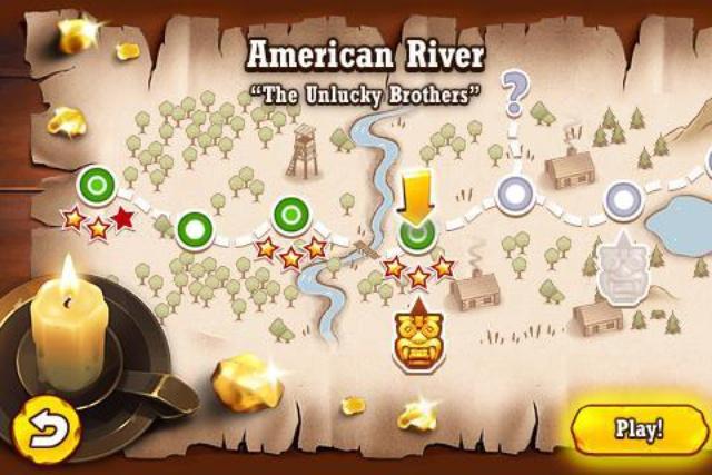 California Gold Rush fot3
