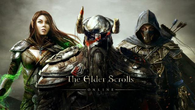 Ciekawa gra MMO - The Elder Scrolls Online