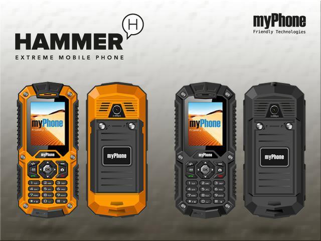 myPhone HAMMER