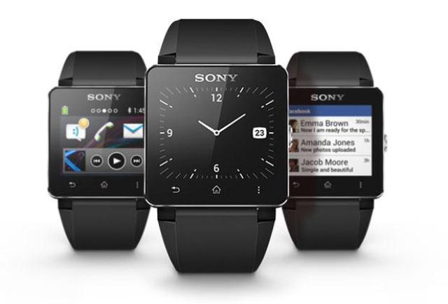 Sony Smartwatch 2 fot1