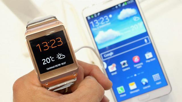 Samsung Galaxy Gear fot5