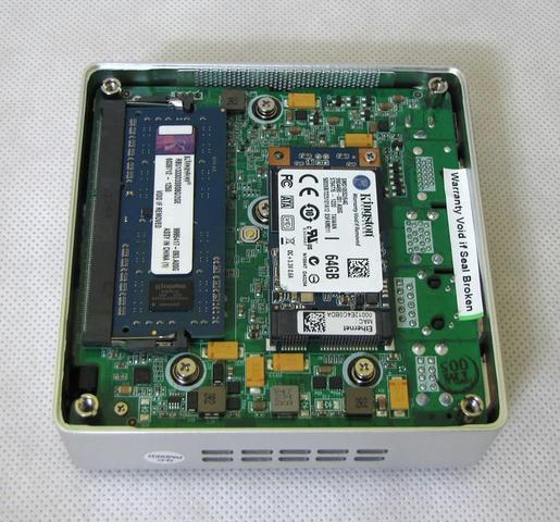 Zotc ZBOX Nano XS Plus fot1