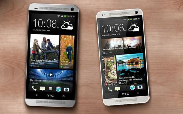 HTC One mini fot5