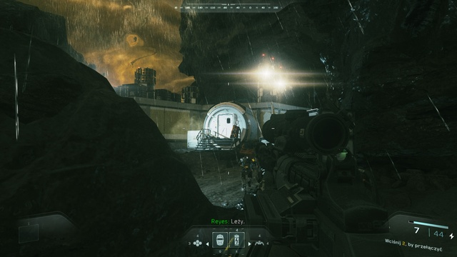 Call of Duty: Infinite Warfare - Oprawa Graficzna