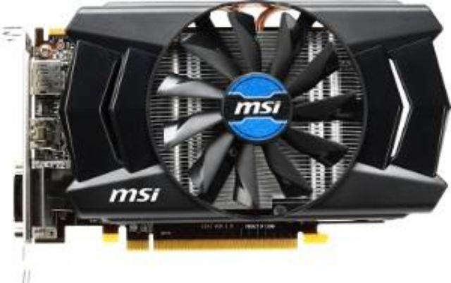 MSI R7 260 1GD5 OC