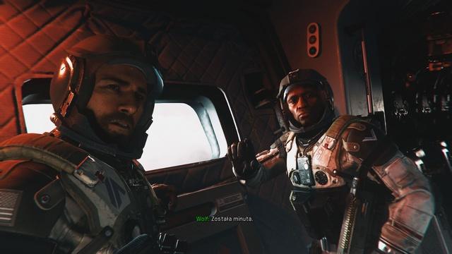 Call of Duty: Infinite Warfare - Początek
