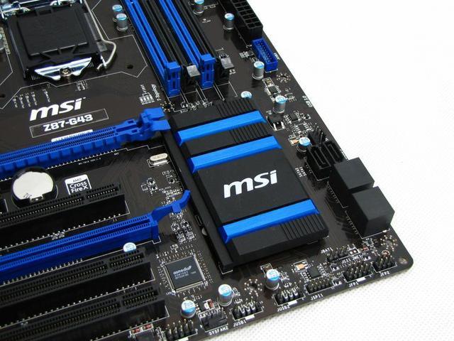MSI Z87-G43 fot4
