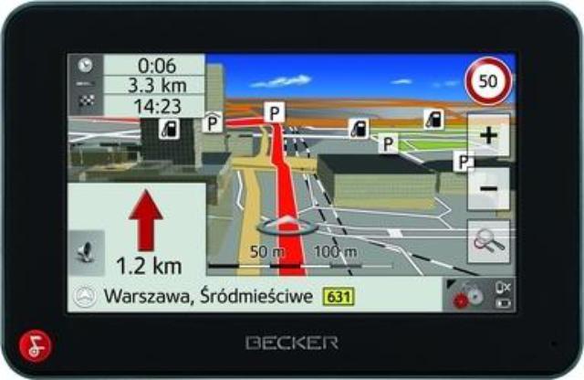Becker Traffic Assist Z215