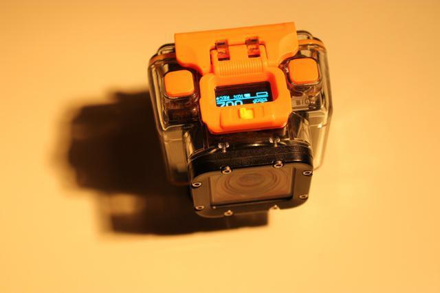 obudowa z kamerka benq sp2