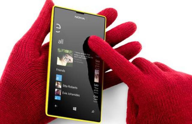 Nokia Lumia 520 fot2