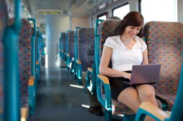 w PKP online z WiFi