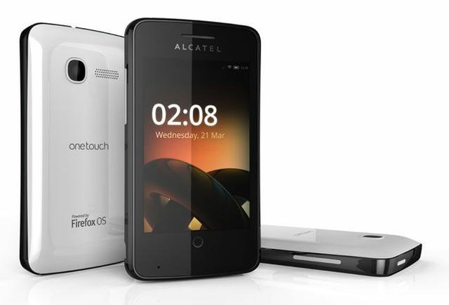 Alcatel One Touch Fire fot4
