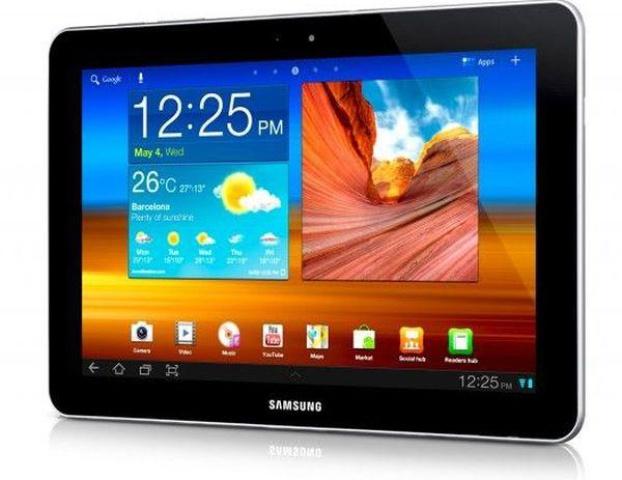 Samsung Galaxy Tab 10.1 P7500