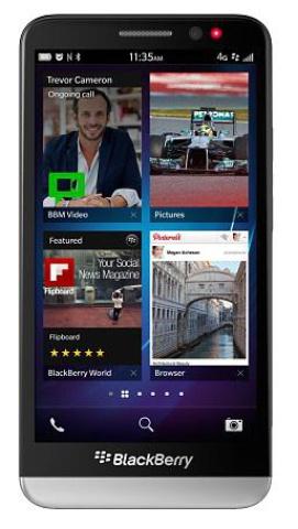 BlackBerry Z30 fot2
