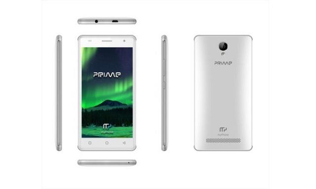 myPhone biały