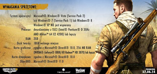 Sniper Elite III: Afrika: