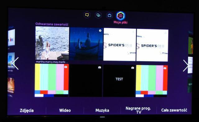 Samsung Smart TV 46UF8000 fot4