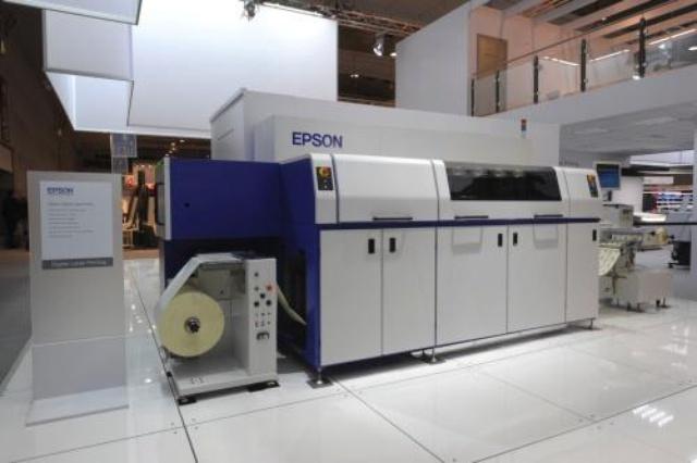 Epson Digital Press