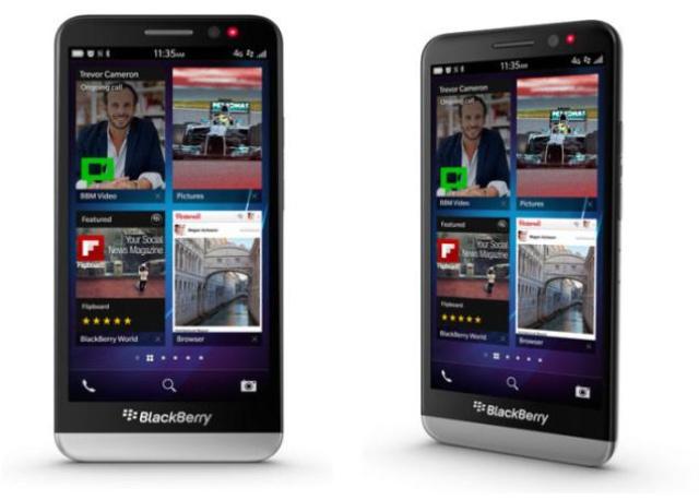 BlackBerry Z30 fot4