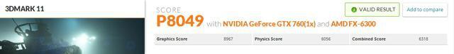 Gigabyte GTX 760 Windforce 3x OC 4GB fot10